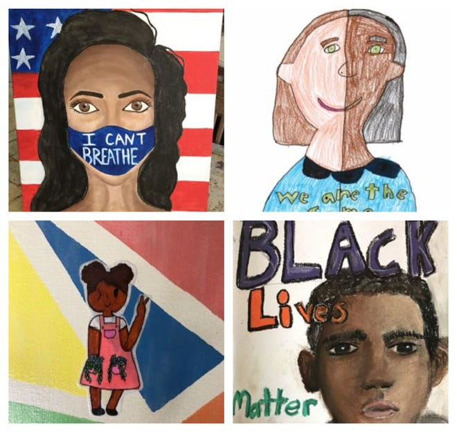 The Racial Unity Team announced the winners of its second annual Art & Poetry Contest.