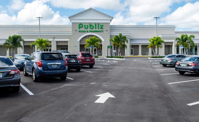 A 47,868-square-foot Publix is scheduled to open on Nov. 12 at Town and Country Plaza in Sarasota. Publix is also opening on Nov. 5 in the Braden River Plaza.