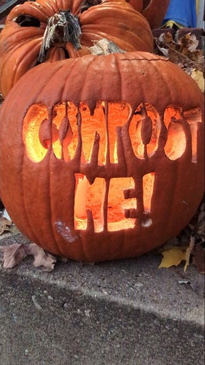 The Coastal Composting Council is holding the second annual Pumpkin Collection Event in partnership with the Wilmington Compost Company and N.C. Cooperative Extension - New Hanover County Center and Arboretum, Nov. 1-6.