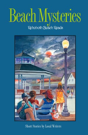 """The latest book in the Rehoboth Beach Reads series, """"Beach Mysteries,"""" is now available through Lewes-based publisher Cat & Mouse Press."""