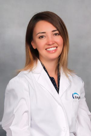 Internal medicine doctor Assem Mamayeva recently joined the staff of Bayhealth Primary Care, Milford.