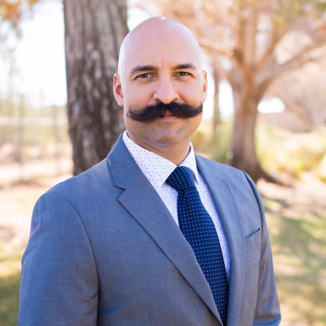 Victorville City Council candidate Adam Verduzco in an undated photo.