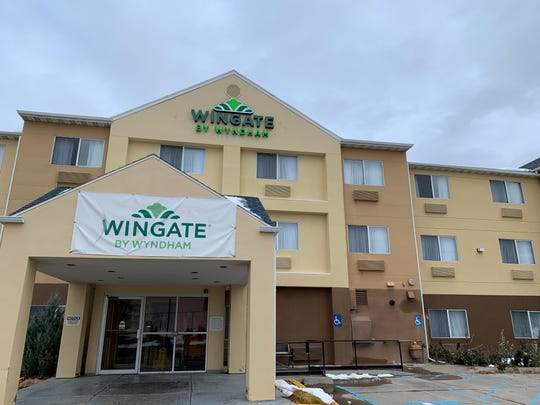 Wingate by Wyndham hotel in Great Falls