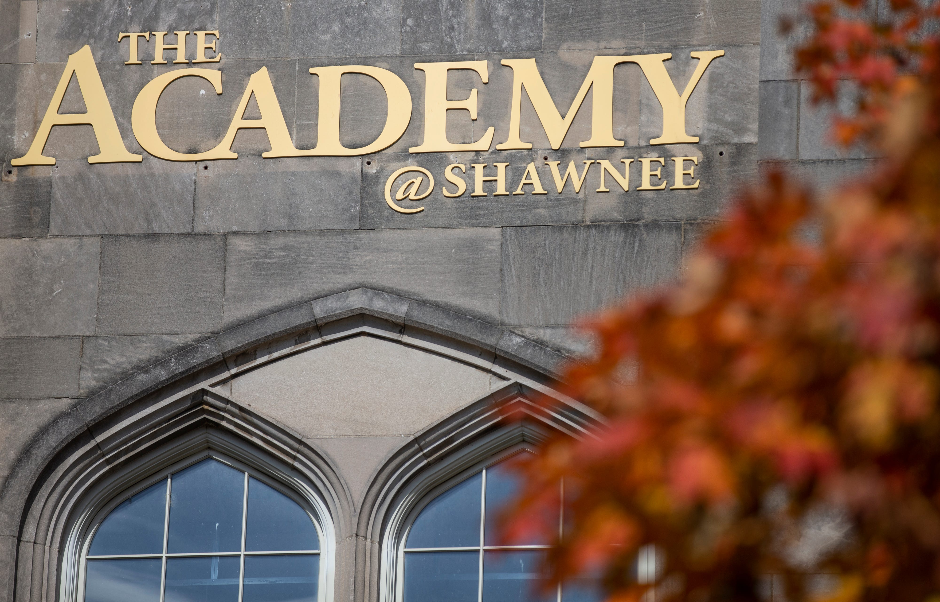 """""""The evolution of west Louisville is played out through Shawnee,"""" said Keith Look, a former principal of the school."""