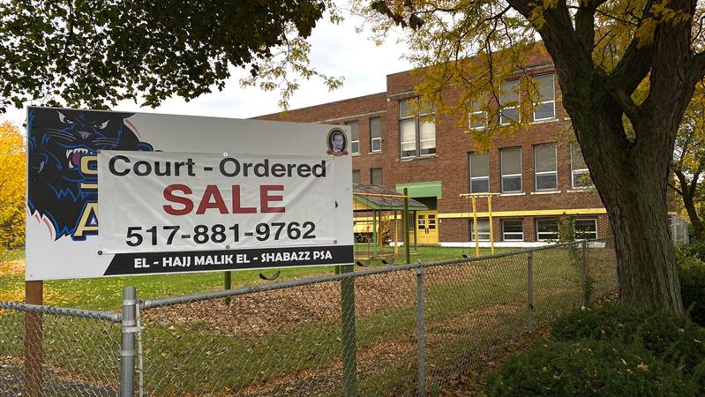 Building that once housed Shabazz Academy up for sale