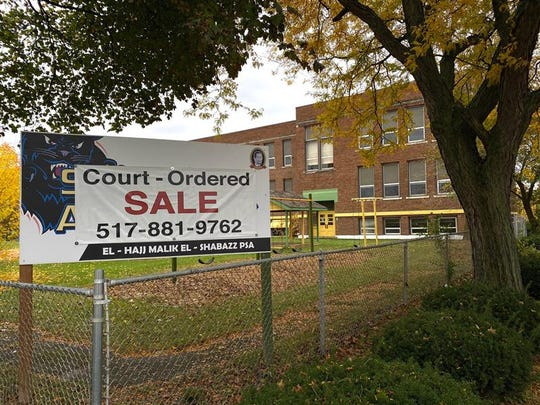 The West Barnes Avenue property was listed in August for $750,000 at the request of the Shabazz Academy, a defunct public charter school that taught an Afrocentric curriculum.
