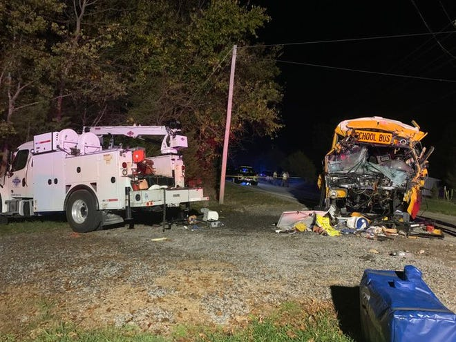 A student and bus driver were killed Oct. 27 in a crash in Meigs County, Tenn.