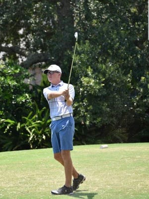 Tate freshman Jack Wallace is a FHSAA state championship qualifier after carding a 72 at the Region 1-3A championships.