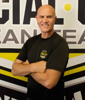 Tim Lee is the owner and founder of Phoenix-based Special Ops Clean Team.