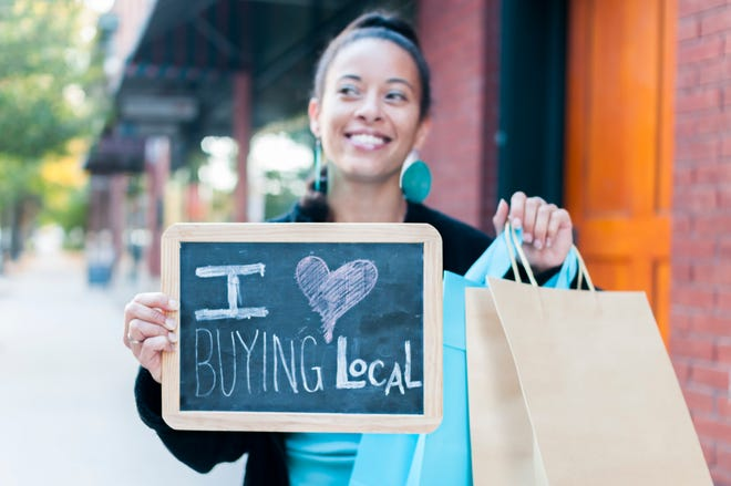 From better delivery to more informed purchases, there are compelling reasons to shop locally.