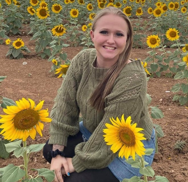 """Colorado City graduate, Kaysi Sims, is currently in the running for a contest for """"The Greatest Baker"""" with a chance to be featured in a magazine and a cash prize."""