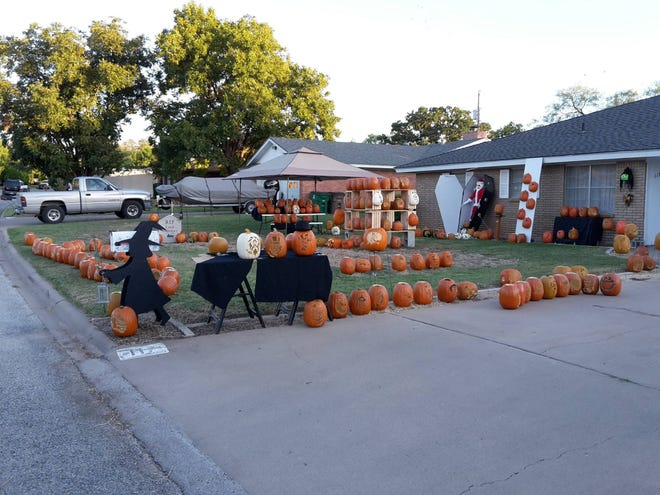 Michelle's Pumpkin Patch located at 117 Dellwood Drive.