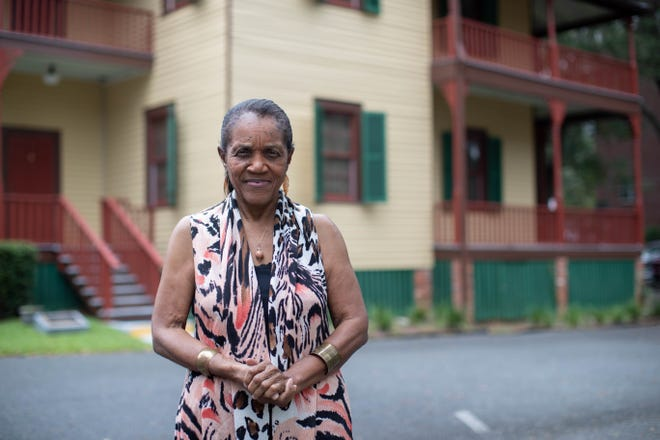 Althemese Barnes, the founding director of the Black history preservation center John Gilmore Riley House, has retired after more than two decades in the role.
