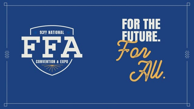 National FFA Convention and Expo