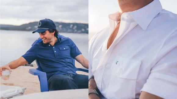 Best gifts for husbands 2020: Criquet golf shirt