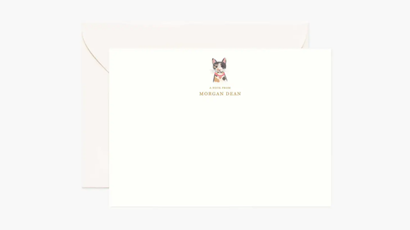 Best cat gifts: Personalized cat stationery