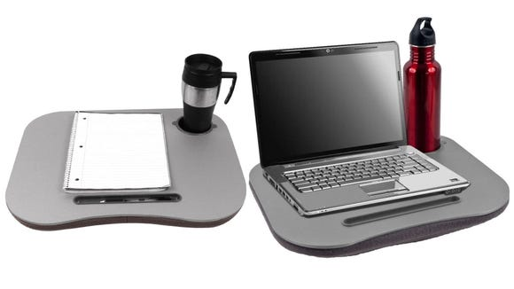 Best gifts from Walmart 2020: Cushioned Desk by Laptop Buddy
