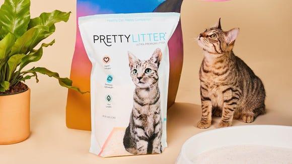 Best cat gifts: Pretty Litter