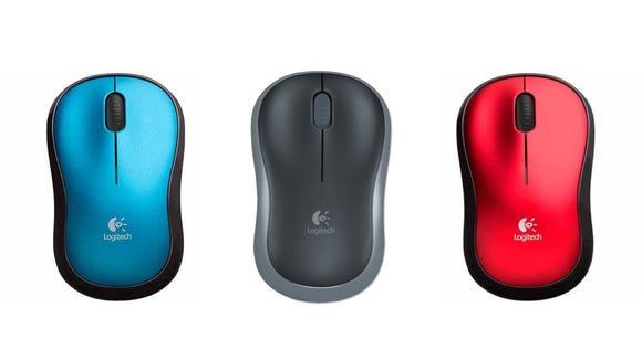 Best gifts from Walmart 2020: Logitech M185 Wireless Mouse