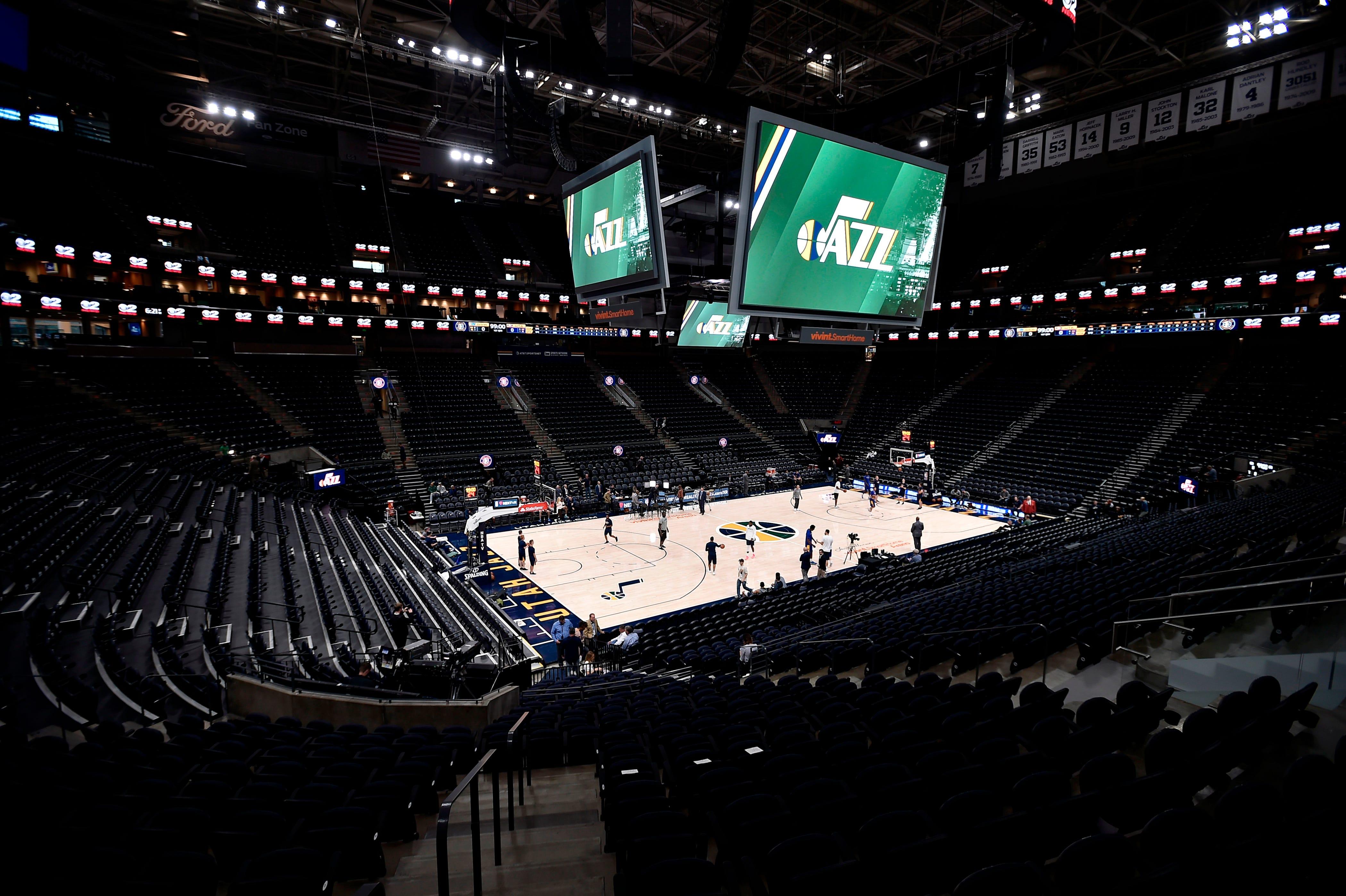 Utah Jazz owners reach deal to sell team to Utah billionaire Ryan Smith