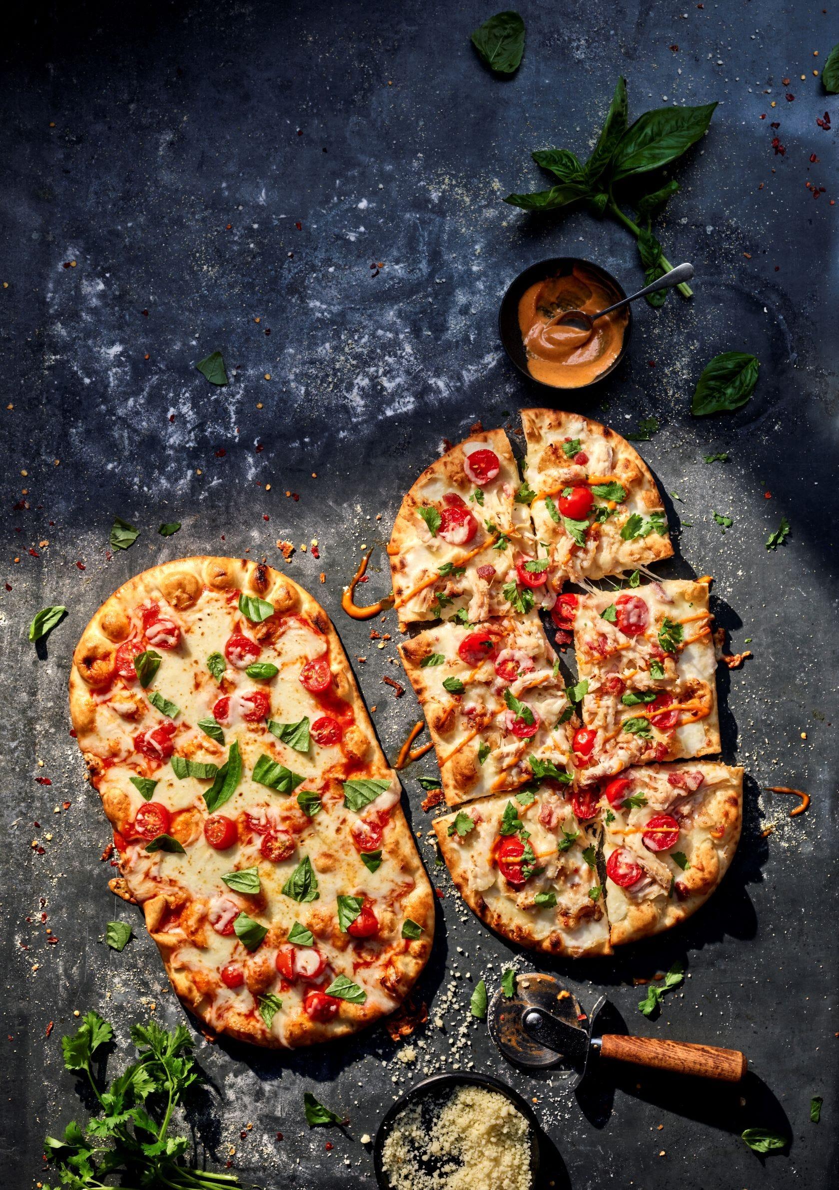 Panera pizza? Flatbread options added to restaurant chain's menu