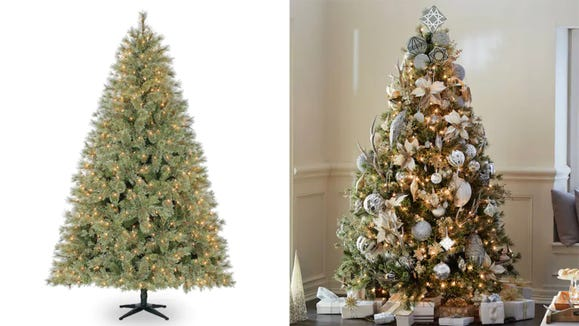 Artificial Christmas Trees Save More Than 50 On Faux Trees At Michaels