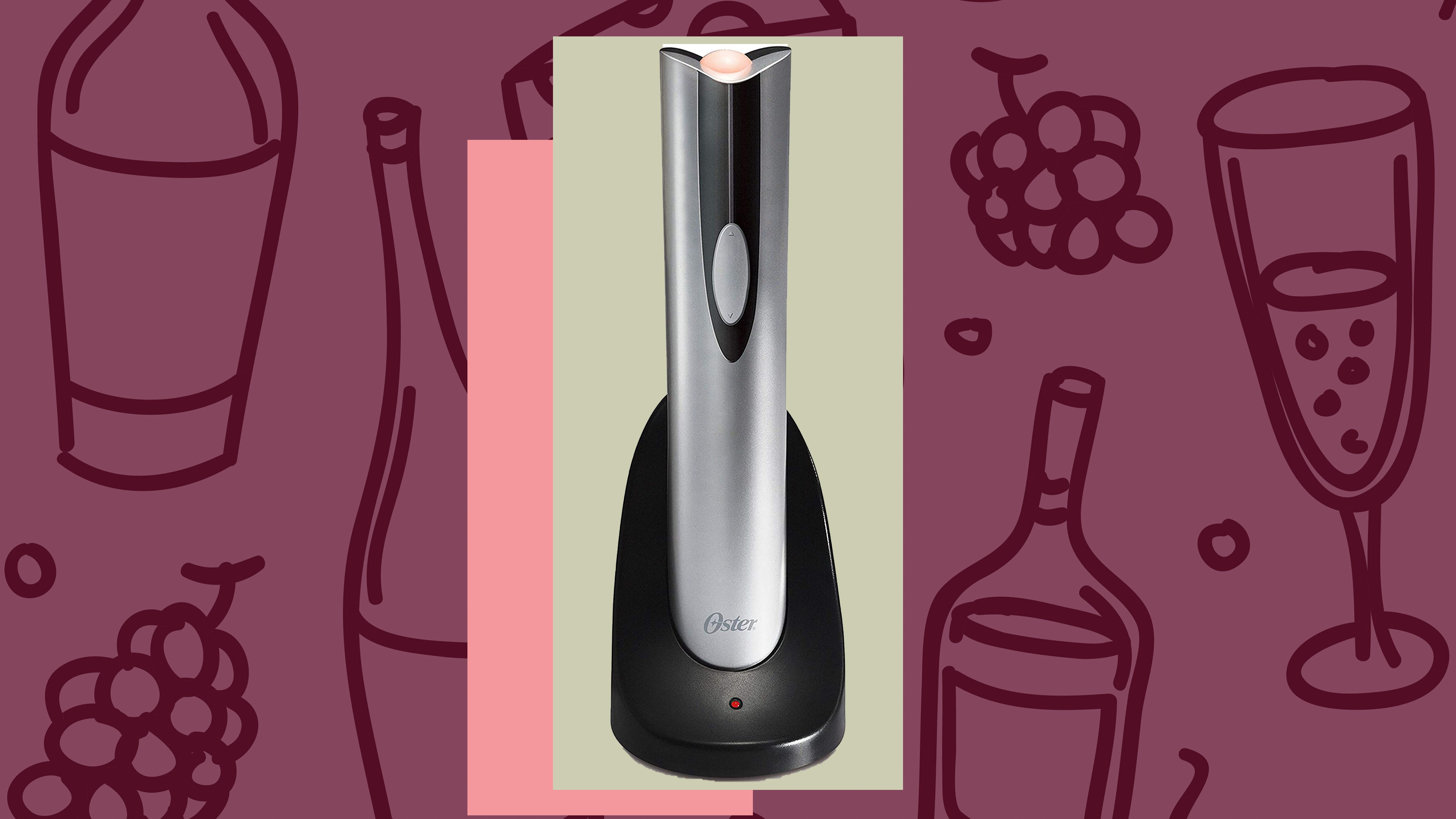 Our readers love this best-selling electric wine bottle opener—and it's on sale
