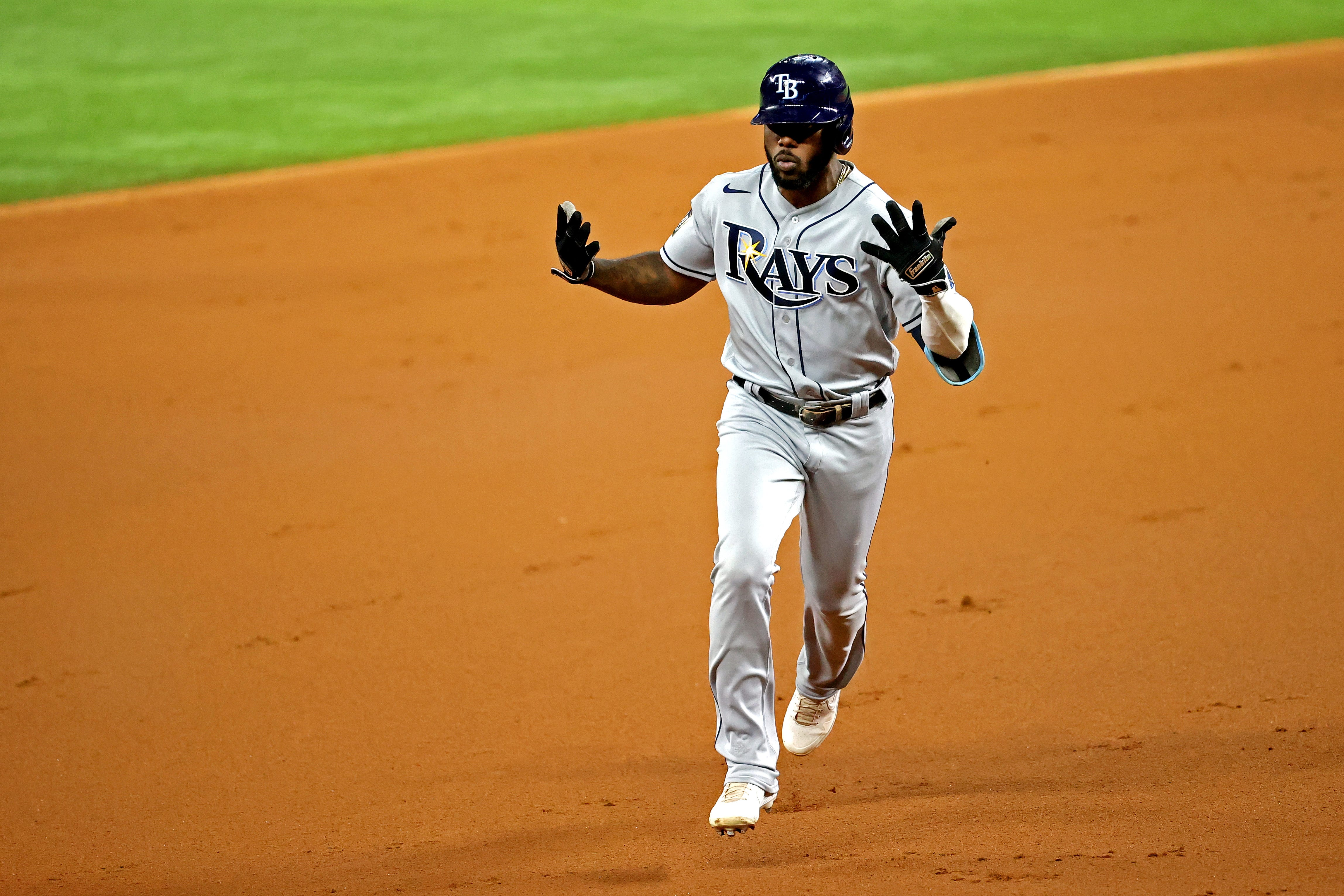 Rays rookie Randy Arozarena continues postseason onslaught with Game 6 home run