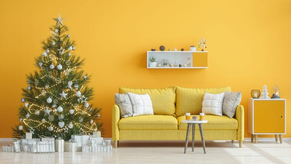 You can save big on Christmas trees right now at Michaels.