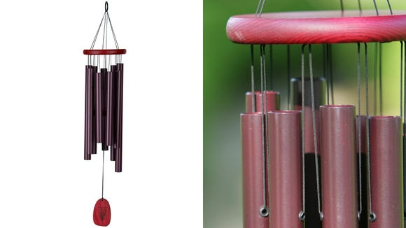 Best gifts from Walmart 2020: Woodstock Chimes wind chime