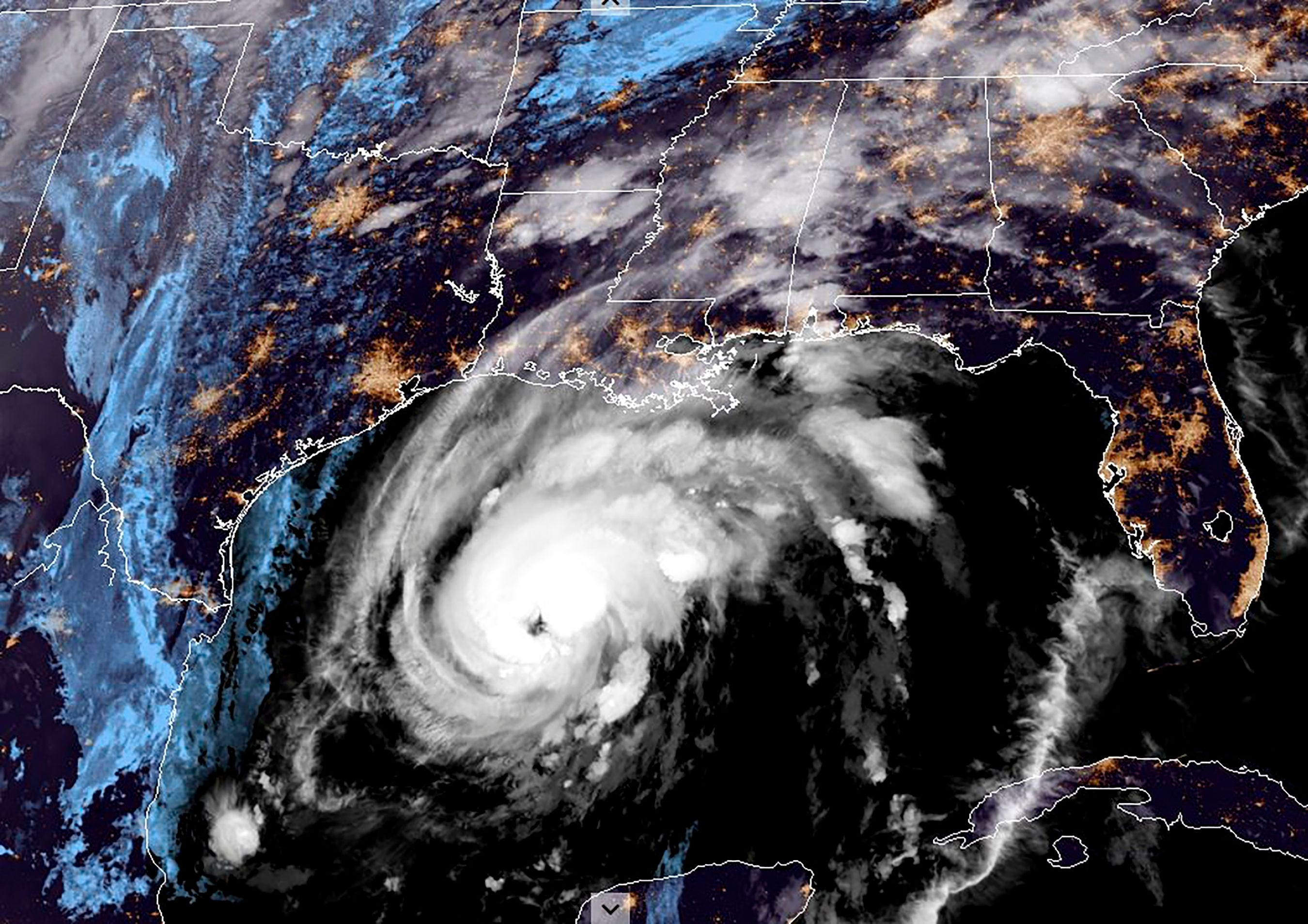 Hurricane Zeta live updates: Category 2 storm makes landfall in Louisiana Wednesday afternoon