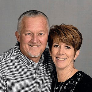 Timothy and Sharon (Gribben) Myers
