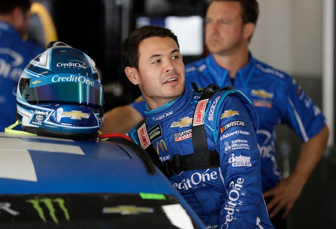 Driver Kyle Larson, reinstated last week by NASCAR, signed a multiyear contract Wednesday with Hendrick Motorsports to drive the No. 5 Chevrolet next season. Larson was suspended this year for using a racial slur while playing an online racing game.