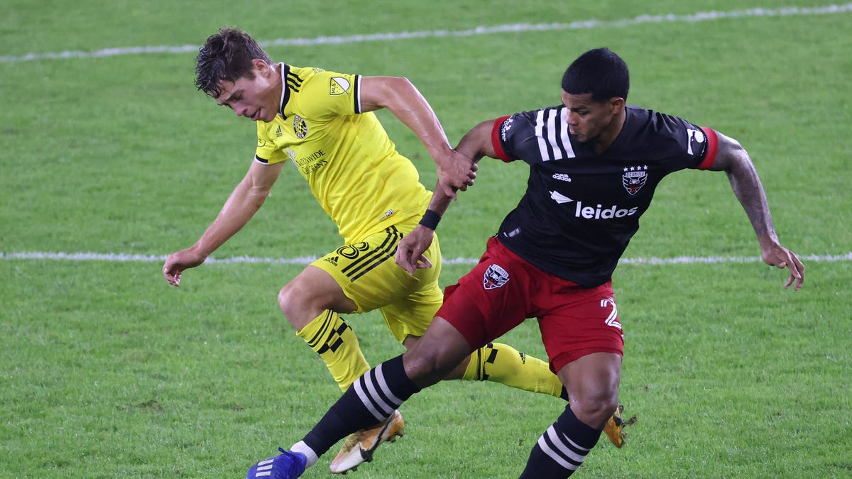 D.C United 1, Columbus 0 | Crew loses fourth of past seven games on Gressel's goal