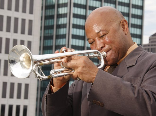 Longtime Columbus musician Arnett Howard, shown here in 2016, is facing serious health issues, and his family has set up a fundraising page to help with expenses.