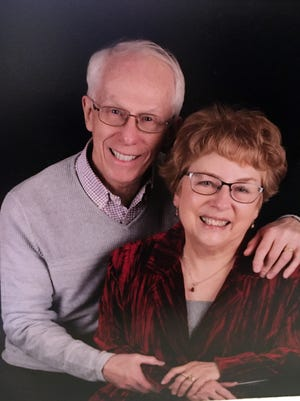 Paul and Carol Ann Liggett