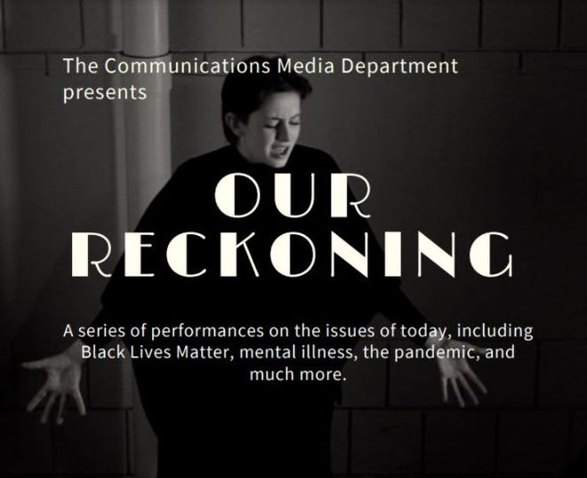 "The poster for ""Our Reckoning."""