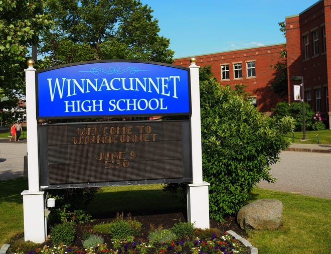 Parents, students want to see Winnacunnet High School open for in-person instruction.