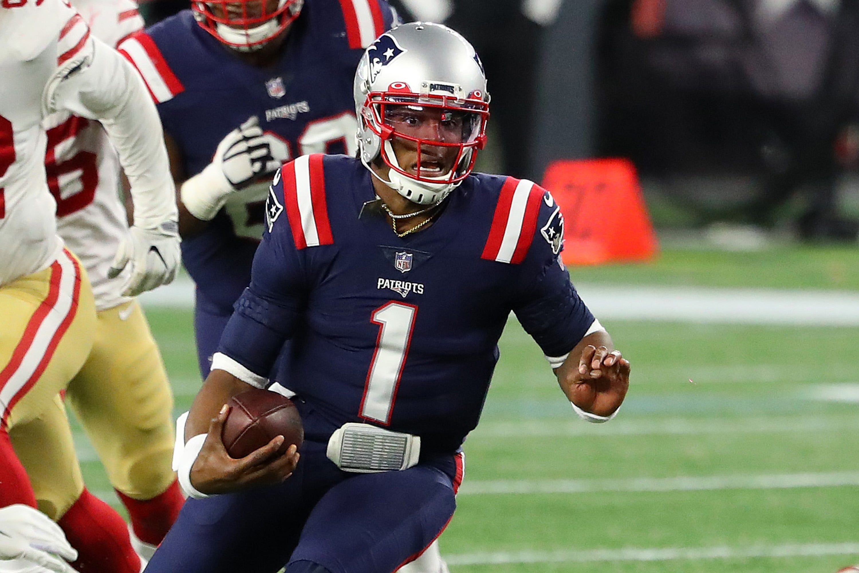 Patriots QB Cam Newton calls recent play 'trash,' takes ownership of struggles