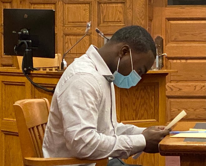 Naquann Ware, of Akron, was acquitted on Thursday in Stark County Common Pleas Court of murder, felonious assault and other charges in the 2019 shooting death of Nathaniel M. Stokes, 21, in Canton.