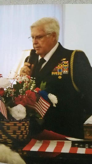 American Legion Post 10 celebrated William  Paschall's 90th birthday.