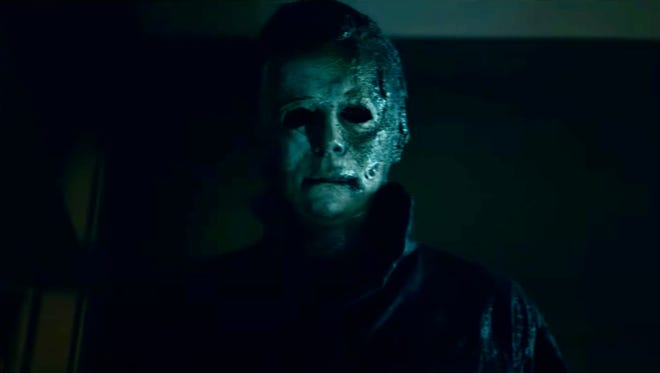 """Michael Myers returns in """"Halloween Kills,"""" the new film in the legendary franchise that shot in Wilmington in 2019."""