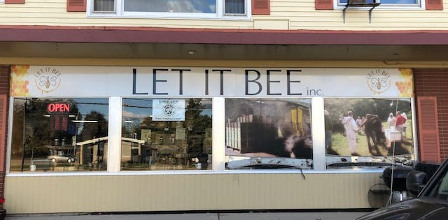 Let it Bee replaced Honey Bee Ware in Greenville.