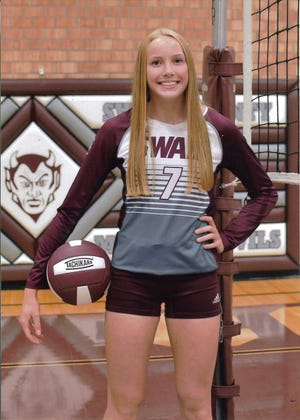 Swain County senior Jenna Marr is the Citizen Times' Athlete of the Week!
