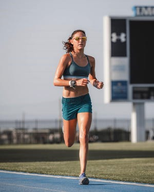 Carly McNatt, a Satellite Beach native who attends IMG Academy in Bradenton, took took eighth place at the prestigious2019 Foot Locker National meet with a time of 17 minutes, 32 seconds. She suffered a stress fracture during the race and has been working to get back to her running form.