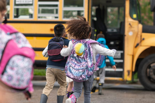 From home to school and back again, here's how to keep kids safe on the school bus.