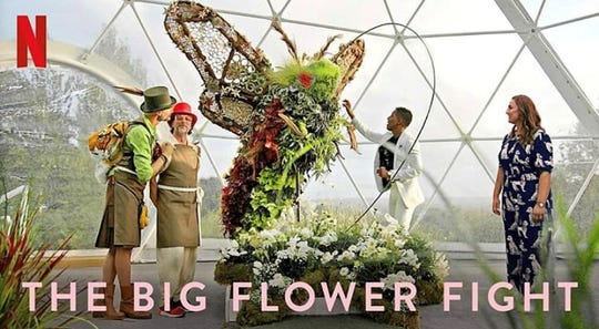 """""""The Big Flower Fight."""""""