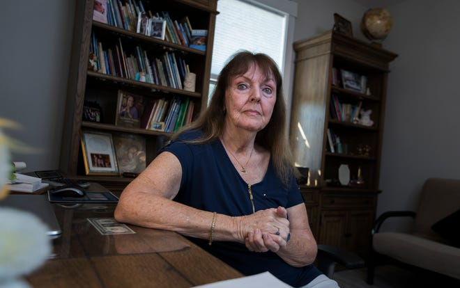 In March, Donna Venturi saw signs of colon issues but was terrified to say anything because of the novel coronavirus.