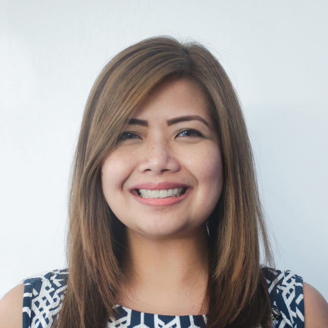 Rodalyn Gerardo is the incoming Guam Community College Vice President for Finance and Administration.
