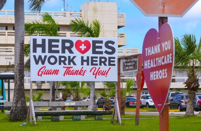 Potential army grant may construct new Guam Memorial Hospital